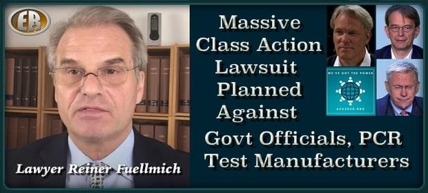 Dr. Reiner Fuellmich's Class Action Lawsuit