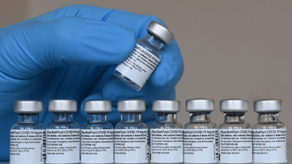 Federal Law Prohibits Mandating Investigational Vaccine